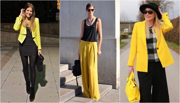 5 consejos para llevar el amarillo dale mobilidad a tu look - Que colores combinan con el amarillo ...