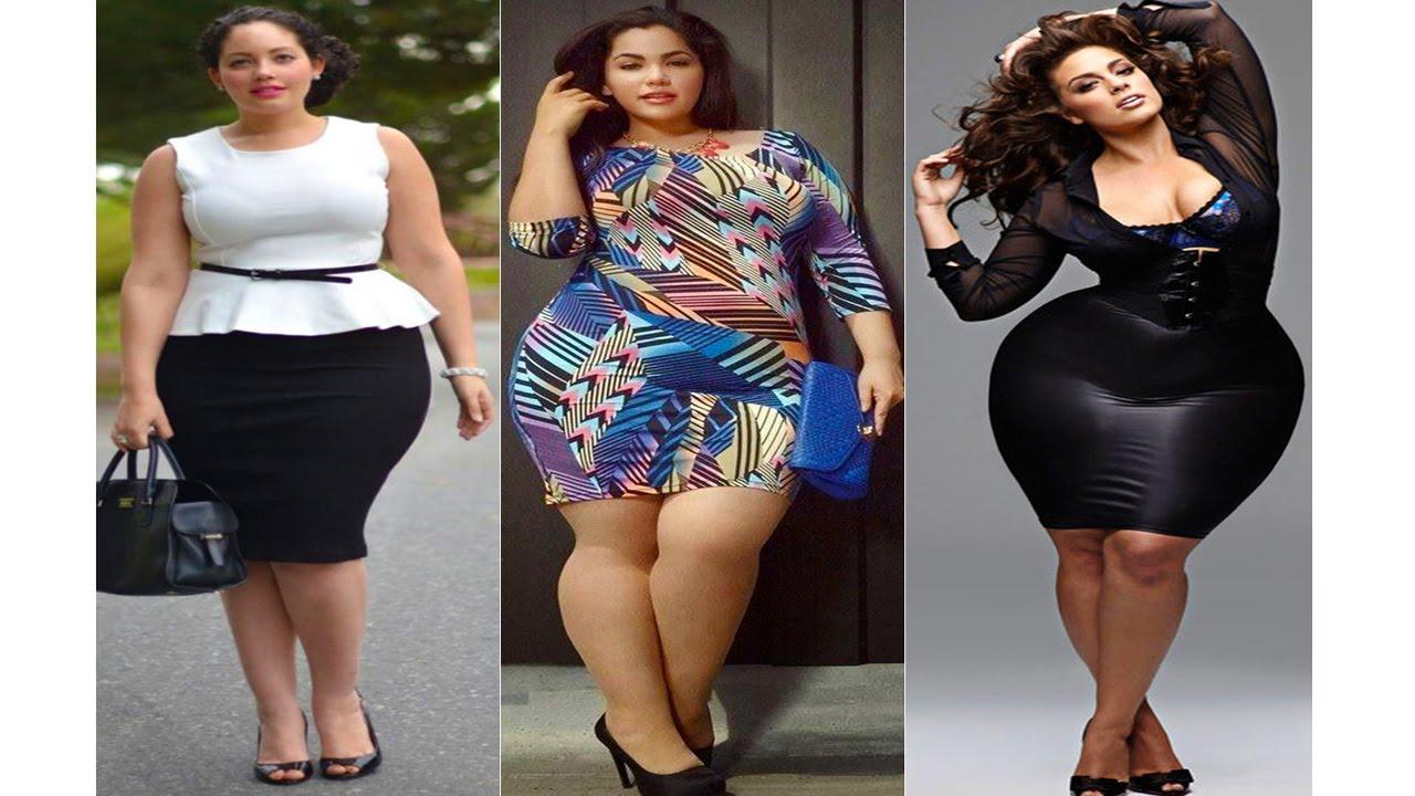 78d8106a8 Faldas De Moda Para Mujeres Gorditas   Wig Elegance